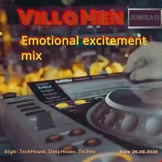 .BOMBILA.   Emotional excitement    mix