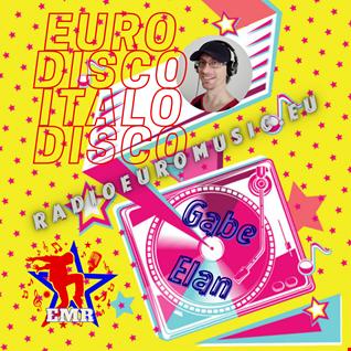 Gabe Elan   Nr028 @ Euro Music Radio 2021 AUG 16 [10 12]