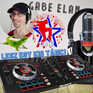 Gabe Elan   Nr031 @ Euro Music Radio 2021 AUG 25 [10 12]