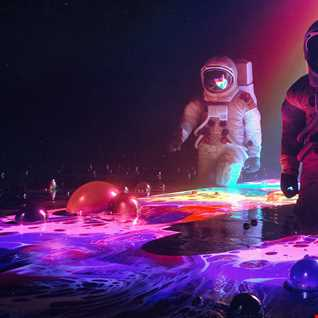 Dj Maloi - Vol.1 ☊ Dancing Space Galaxy (Exclusive ✌ Club House Mix)