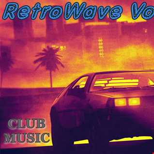 Dj Maloi - Vol.2 ☊ The Best RetroWave Collection (Space Electronica,Mix)