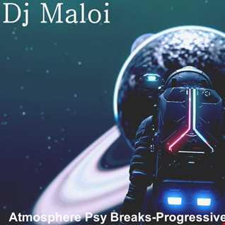 Dj Maloi - Represent  Atmosphere Psy Breaks Progressive Trance (Summer Relax Mix)