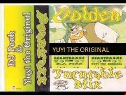 BEANTRAXX Golden Turntable Mix Yuyi The Original