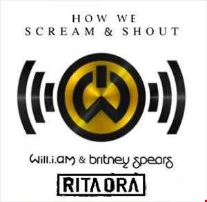 Rita Ora vs Will.I.Am & Britney - How We Scream & Shout (Dave Bolton The Elektrosexuals Mash Up)