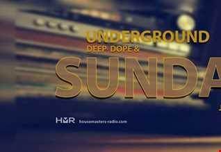 Sunday Session live on housemasters-radio.com