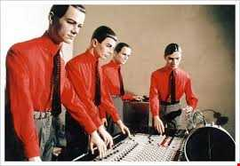 The Kraftwerk Mash up