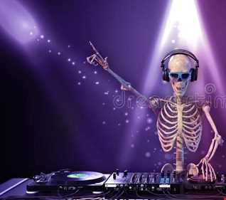 The DJ Has Arrived