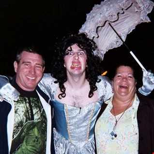 Aunt B's Halloween Party part 2