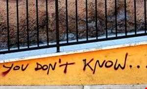 You Don't Know !!