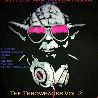 Dj RDR   Throwbacks vol 2 (2005)
