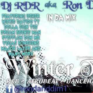 Dj RDR aka Ron Da Riddim - Winter Ting 2017