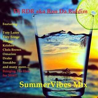 Dj RDR aka Ron Da Riddim - Summervibes Mix