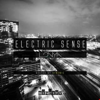 Electric Sense 015 (March 2017) [Guestmix by Lonya]