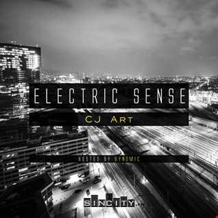 Electric Sense 014 (February 2017) [Guestmix by CJ Art]