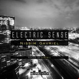Electric Sense 016 (April 2017) [Guestmix by Nissim Gavriel]