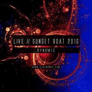 Live @ Sunset Boat 2016