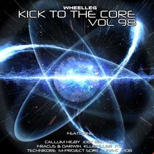 Kick To The Core Vol 98 - Upfront UK Hardcore