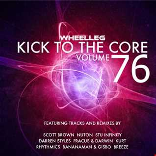 Kick to the core 76 - Upfront UK Hardcore