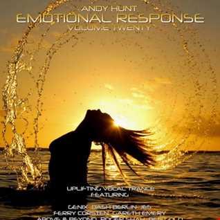 Emotional Response Vol 20 - 130bpm Vocal Trance