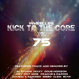 Kick to the core 75 - Upfront UK Hardcore