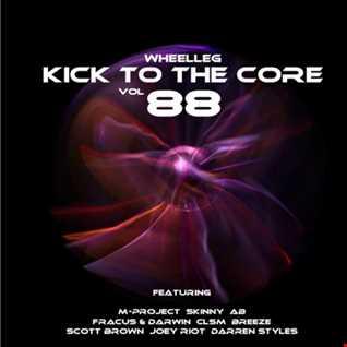 Kick To The Core 88 - Upfront UK Hardcore