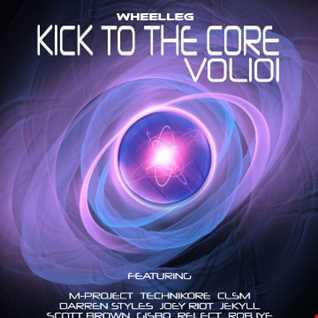 Kick To The Core Vol 101 - Upfront UK Hardcore