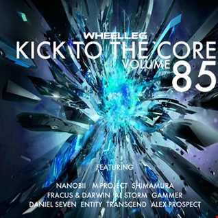 Kick To The Core 85 - Upfront UK Hardcore