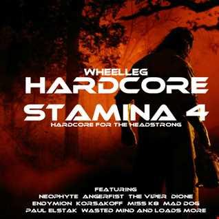 Hardcore Stamina Vol 4 - Upfront Hardcore Techno