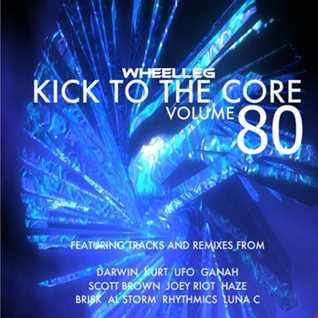 Kick to the core 80 - Upfront UK Hardcore