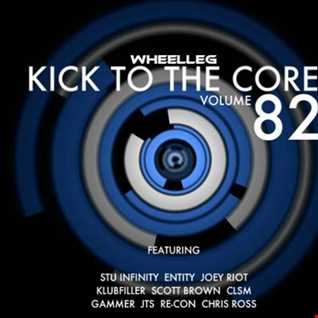 Kick to the core 82 - Upfront UK Hardcore