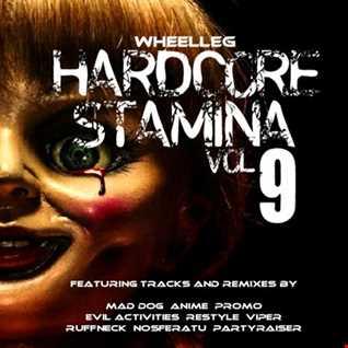 Hardcore Stamina 9 - Upfront Gabber