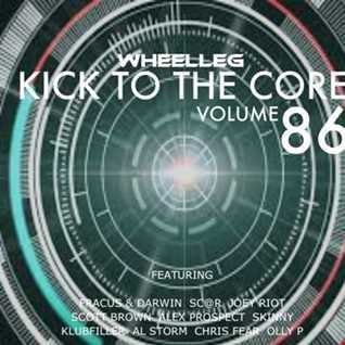Kick To The Core 86 - Upfront UK Hardcore