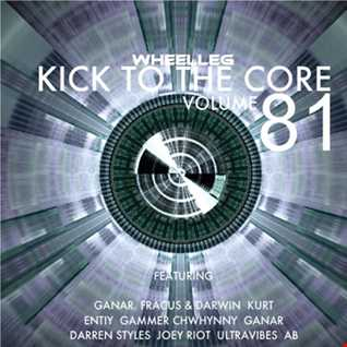 Kick to the core 81 - Upfront UK Hardcore