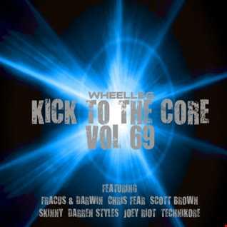 Kick To The Core Vol 69 - Upfront UK Hardcore