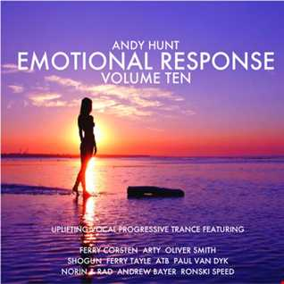 Emotional Response Vol 10 - Uplifting Vocal Trance