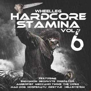 Hardcore Stamina Vol 6 - Upfront Hardcore Techno Gabber