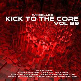 Kick To The Core 89 - Upfront UK Hardcore