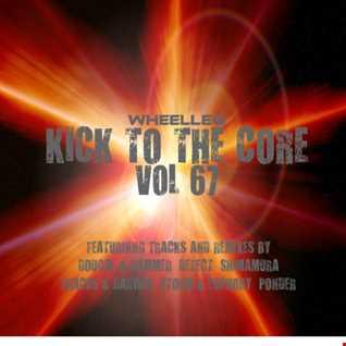 Kick To The Core Vol 67 - Upfront UK Hardcore