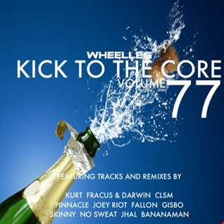 Kick to the core 77 - Upfront UK Hardcore