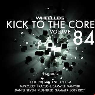 Kick To The Core 84 - Upfront UK Hardcore