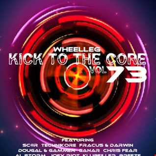 Kick to the core 73 - Upfront UK Hardcore