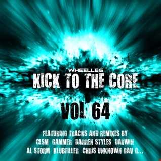 Kick To The Core Vol 64 - Upfront UK Hardcore