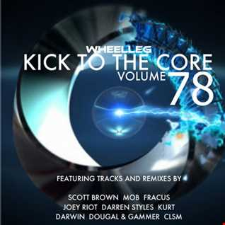 Kick to the core 78 - Upfront UK Hardcore