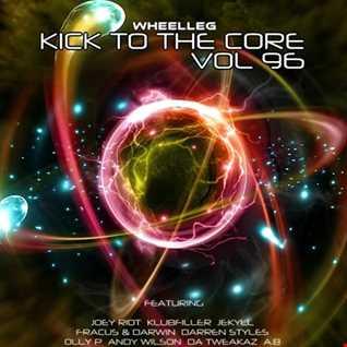 Kick To The Core Vol 96 - Upfront UK Hardcore