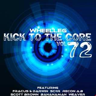 Kick to the core 72 - Upfront UK Hardcore