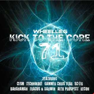 Kick To The Core Vol 71 - Upfront UK Hardcore