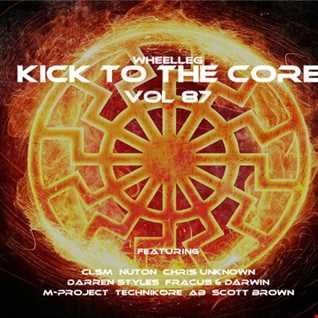 Kick To The Core 87 - Upfront UK Hardcore