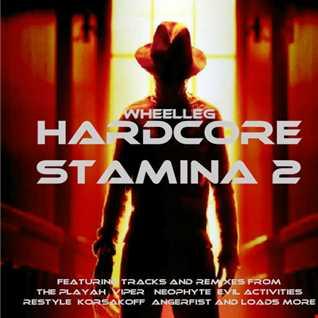 Hardcore Stamina Vol 2 - Upfront Hardcore Techno