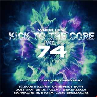 Kick to the core 74 - Upfront UK Hardcore
