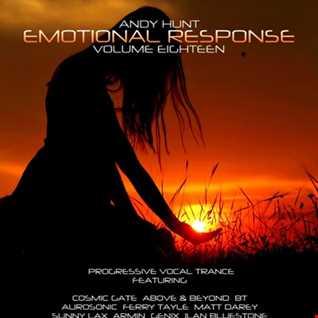 Emotional Response 18 - Progressive Vocal Trance